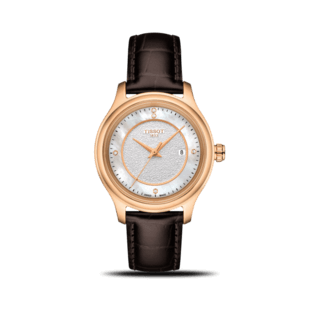 Tissot Damenuhr Fascination Lady Quartz T924.210.76.116.00