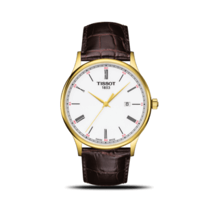 Tissot Herrenuhr Rose Dream Quartz Gent T914.410.46.013.00
