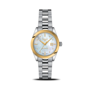 Tissot Damenuhr T-My Lady Automatic 18K Gold T930.007.41.116.00