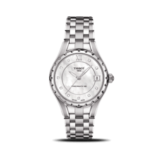 Tissot Damenuhr Lady 80 Automatic T072.207.11.116.00