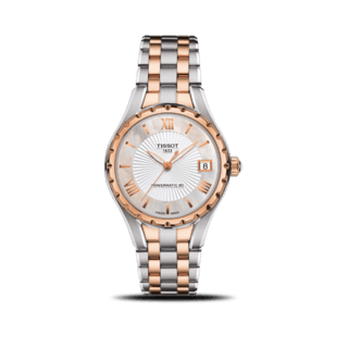 Tissot Damenuhr Lady 80 Automatic T072.207.22.118.01