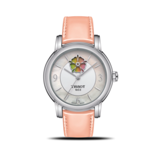 Tissot Damenuhr Lady Heart Flower Powermatic 80 T050.207.16.117.00