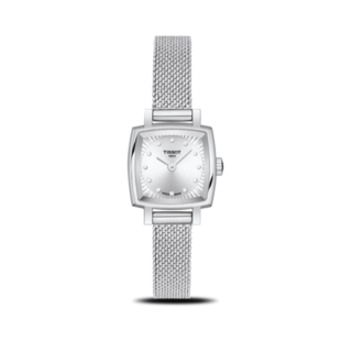 Tissot Damenuhr Lovely Square T058.109.11.036.00