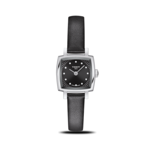 Tissot Damenuhr Lovely Square T058.109.16.056.00