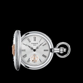 Tissot Taschenuhr Double Savonnette Mechanical T865.405.99.038.00