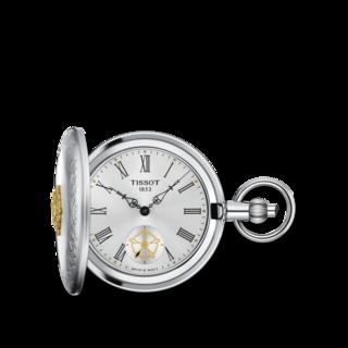 Tissot Taschenuhr Double Savonnette Mechanical T865.405.99.038.01