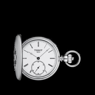 Tissot Taschenuhr Savonnette Mechanical T867.405.19.013.00
