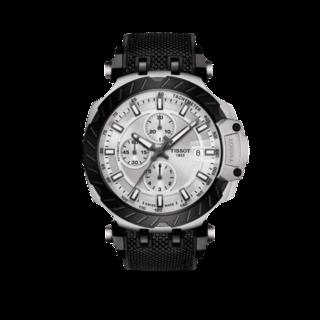 Tissot Herrenuhr T-Sport Automatik Chronograph 45mm T115.427.27.031.00