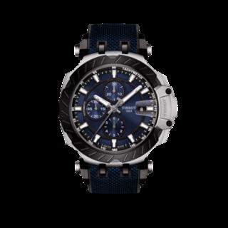 Tissot Herrenuhr T-Sport Automatik Chronograph 45mm T115.427.27.041.00