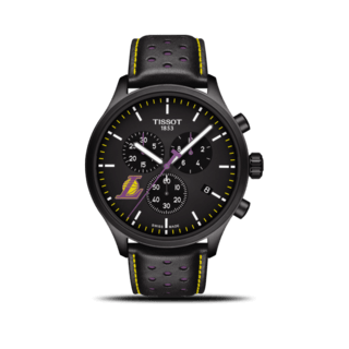 Tissot Herrenuhr Chrono XL NBA Los Angeles Lakers T116.617.36.051.03