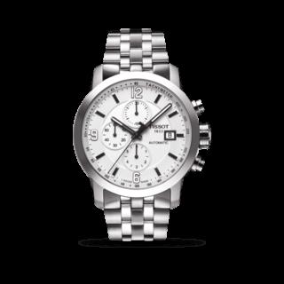 Tissot Herrenuhr PRC 200 Automatic Chronograph Gent T055.427.11.017.00