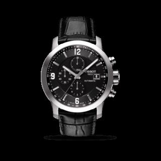 Tissot Herrenuhr PRC 200 Automatic Chronograph Gent T055.427.16.057.00
