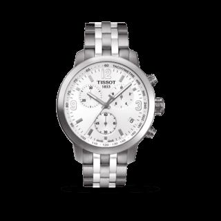 Tissot Herrenuhr PRC 200 Quartz Chronograph Gent T055.417.11.017.00