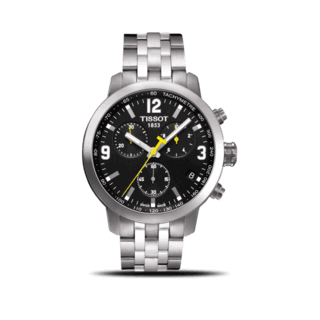 Tissot Herrenuhr PRC 200 Quartz Chronograph Gent T055.417.11.057.00