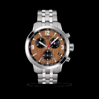 Tissot Herrenuhr PRC 200 Quartz Chronograph Gent T055.417.11.297.01