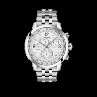 Tissot Herrenuhr PRC 200 Quartz Chronograph Gent T114.417.11.037.00