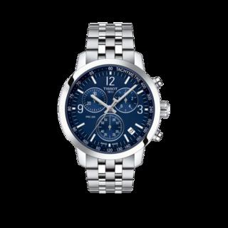 Tissot Herrenuhr PRC 200 Quartz Chronograph Gent T114.417.11.047.00