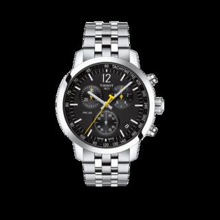 Tissot Herrenuhr PRC 200 Quartz Chronograph Gent T114.417.11.057.00