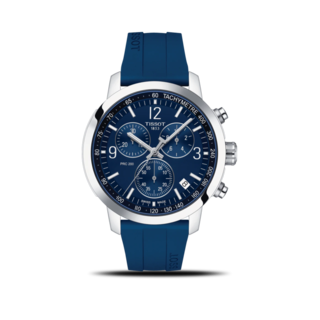 Tissot Herrenuhr PRC 200 Quartz Chronograph Gent T114.417.17.047.00