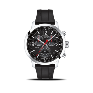Tissot Herrenuhr PRC 200 Quartz Chronograph Gent T114.417.17.057.00
