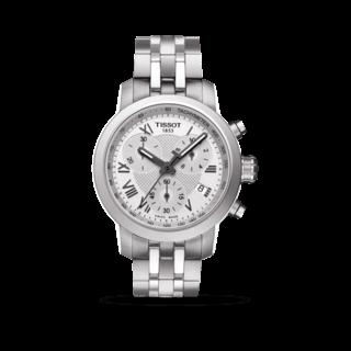 Tissot Damenuhr PRC 200 Quartz Chronograph Lady T055.217.11.033.00
