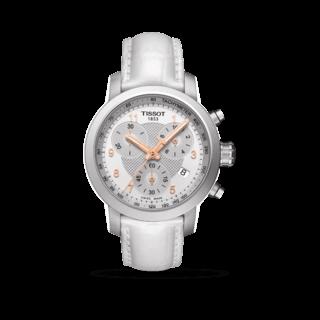 Tissot Damenuhr PRC 200 Quartz Chronograph Lady T055.217.16.032.01