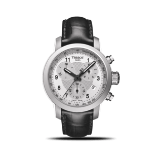 Tissot Damenuhr PRC 200 Quartz Chronograph Lady T055.217.16.032.02