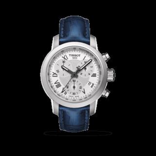 Tissot Damenuhr PRC 200 Quartz Chronograph Lady T055.217.16.033.00