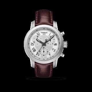 Tissot Damenuhr PRC 200 Quartz Chronograph Lady T055.217.16.033.01
