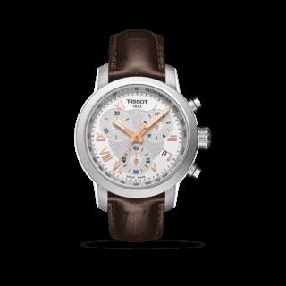 Tissot Damenuhr PRC 200 Quartz Chronograph Lady T055.217.16.033.02