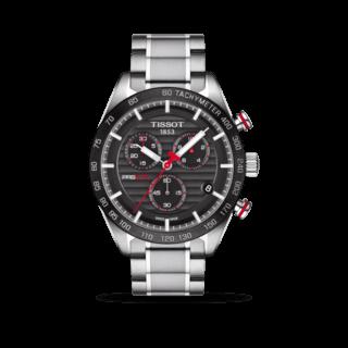 Tissot Herrenuhr PRS 516 Quartz Chronograph T100.417.11.051.01