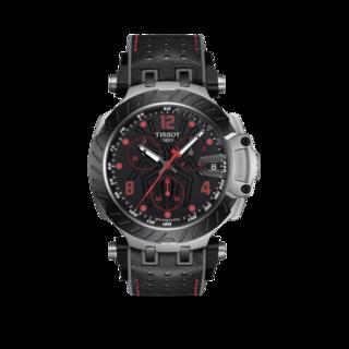 Tissot Herrenuhr T-Sport Quarz 43mm T115.417.27.057.01