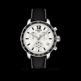 Tissot Herrenuhr Quickster Chronograph T095.417.16.037.00