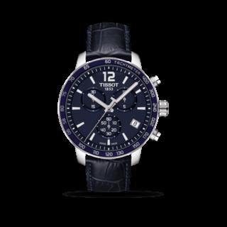 Tissot Herrenuhr Quickster Chronograph T095.417.16.047.00
