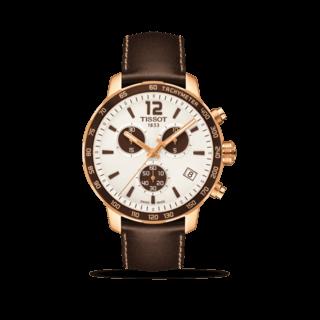 Tissot Damenuhr Quickster Chronograph T095.417.36.037.01