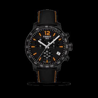 Tissot Herrenuhr Quickster Chronograph T095.417.36.057.00