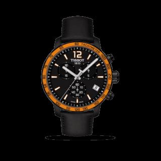 Tissot Herrenuhr Quickster Chronograph T095.417.36.057.01