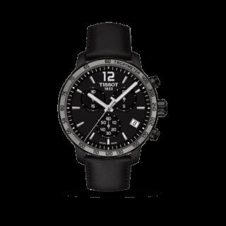 Tissot Herrenuhr Quickster Chronograph T095.417.36.057.02