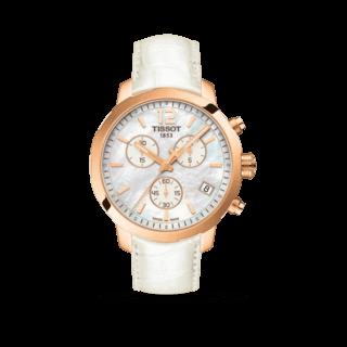 Tissot Damenuhr Quickster Chronograph T095.417.36.117.00
