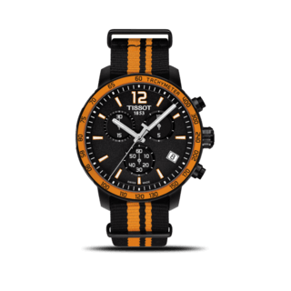 Tissot Herrenuhr Quickster Chronograph T095.417.37.057.00