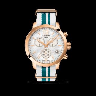Tissot Armbanduhr Quickster Chronograph T095.417.37.117.01