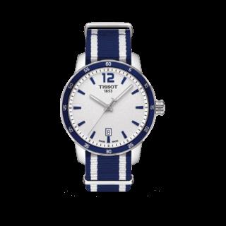 Tissot Armbanduhr Quickster Nato T095.410.17.037.01