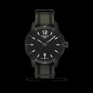 Tissot Herrenuhr Quickster Nato T095.410.37.057.00