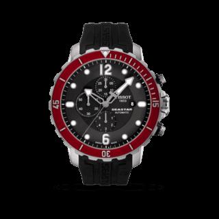 Tissot Herrenuhr Seastar 1000 Automatic Chronograph T066.427.17.057.03