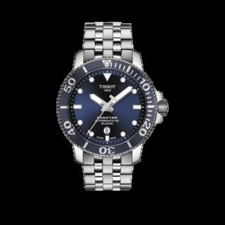 Tissot Herrenuhr Seastar 1000 Automatic Silicium T120.407.11.041.01