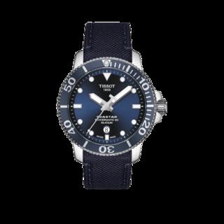 Tissot Herrenuhr Seastar 1000 Automatic Silicium T120.407.17.041.01