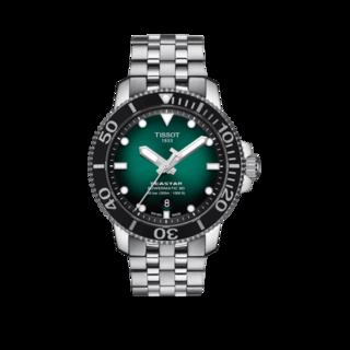 Tissot Herrenuhr Seastar 1000 Powermatic 80 T120.407.11.091.01