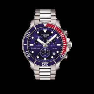 Tissot Herrenuhr Seastar 1000 Quartz Chronograph T120.417.11.041.03