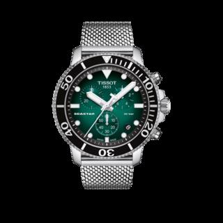 Tissot Herrenuhr Seastar 1000 Quartz Chronograph T120.417.11.091.00