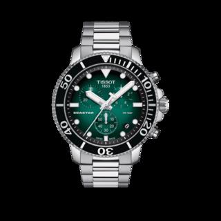 Tissot Herrenuhr Seastar 1000 Quartz Chronograph T120.417.11.091.01